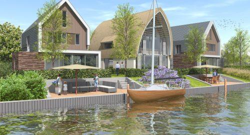Eugelink ArchitectuurBlaricum prijsvraag